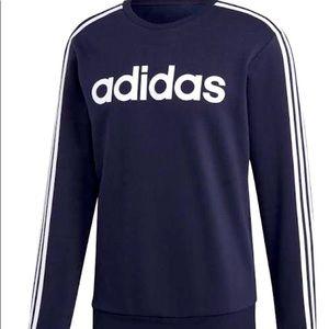 Adidas 3 stripes Legink Sweatshirt S